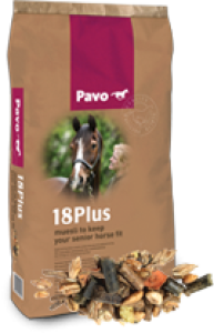 Pavo 18Plus - Senior paardenmuesli 15kg