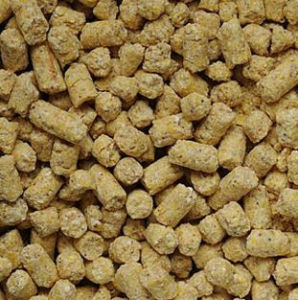 BabyCorn pellets 20kg [ontsloten mais brokken]