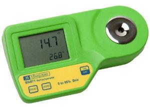 Digitale Refractometer 0-85% (Biestkwaliteit meten)