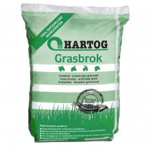 Grasbrok - Graspellets Hartog 6mm structuurbrok 20kg