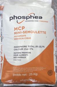 Monocalciumfosfaat - Monocal - Monocalciumphosphate MCP 25kg